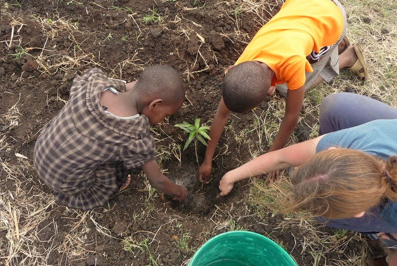 We support meaningful initiatives in Tanzania